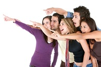 marketing - get attention with a flash mob
